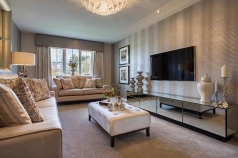 Off Murieston Road, Livingston, West Lothian, EH54 9AZ. 5 bedroom detached house for sale