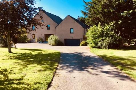 Whiteinch,Forres,Moray,IV36 3TS. 6 bedroom detached house