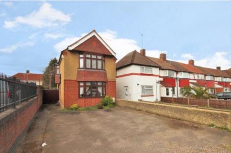 Princes Road, Dartford DA1. 4 bedroom detached house