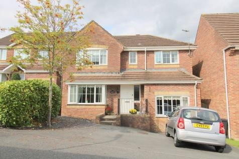 Royston Court, Bryncoch, Neath, Neath Port Talbot. SA10 7PY. 5 bedroom detached house