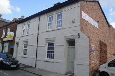 Cairo Street, Warrington, Cheshire, WA1. 1 bedroom apartment
