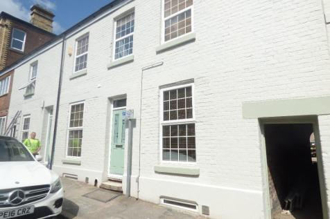 Cairo Street, Warrington, Cheshire, WA1. 2 bedroom apartment