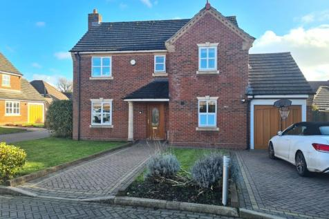 Plough Court, Mere Green, Sutton Coldfield, B75. 4 bedroom detached house