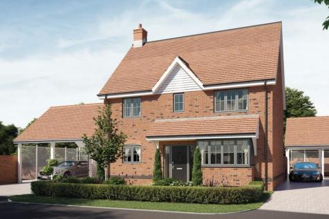 Hythe Road, Ashford, TN24. 4 bedroom detached house for sale