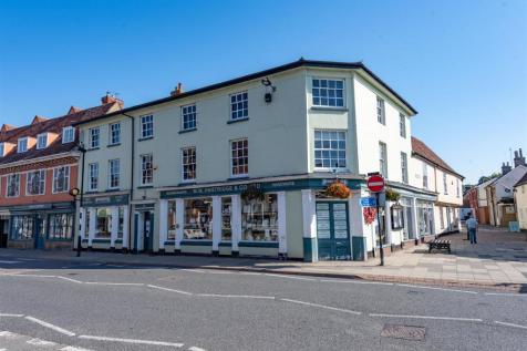Partridges, 60 High Street, Hadleigh. Plot for sale