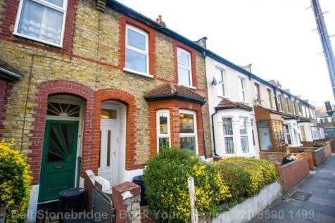 Harvey Road, Ilford, IG1. 3 bedroom terraced house