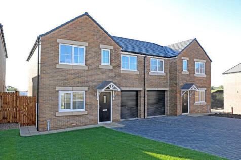 Salters Lane South, Darlington, DL1 2AN. 4 bedroom semi-detached house