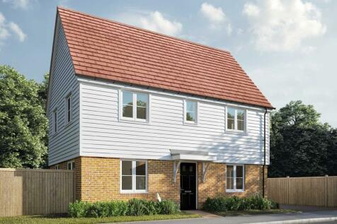 Berengrave Lane, Rainham, Gillingham, ME8 7NJ. 3 bedroom detached house