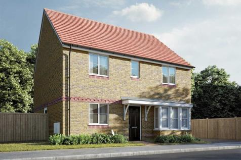 Berengrave Lane, Rainham, Gillingham, ME8 7NJ. 4 bedroom detached house