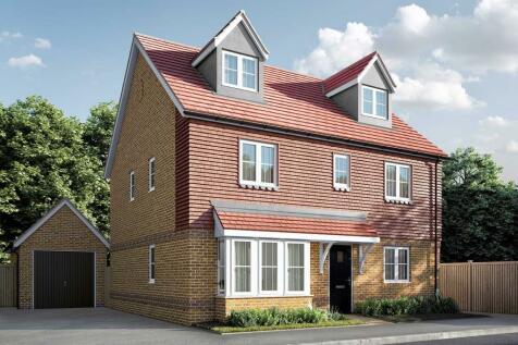 Berengrave Lane, Rainham, Gillingham, ME8 7NJ. 5 bedroom detached house