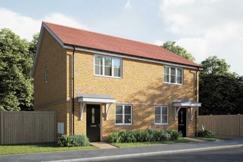 Berengrave Lane, Rainham, Gillingham, ME8 7NJ. 2 bedroom semi-detached house