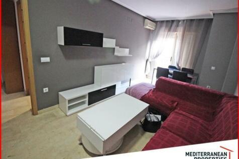 Valencia, Alicante, Mutxamiel. 4 bedroom flat