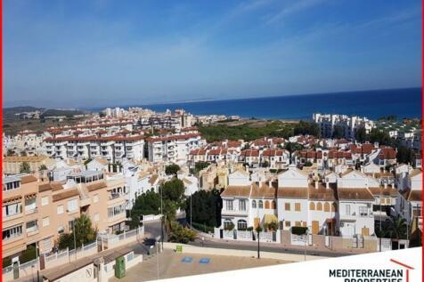 Valencia, Alicante, Torrevieja. 1 bedroom flat