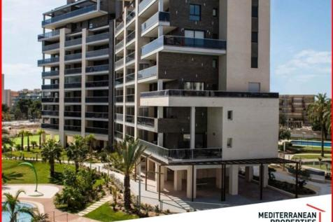 Valencia, Alicante, Alicante. 3 bedroom penthouse