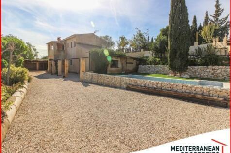 Valencia, Alicante, Mutxamiel. 4 bedroom country house