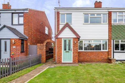 Conway Avenue, Great Wakering, SS3. 3 bedroom semi-detached house for sale
