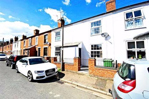 Cumberland Street, Worcester. 2 bedroom terraced house