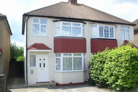 Cottimore Avenue, Walton-On-Thames, Surrey, KT12. 3 bedroom semi-detached house