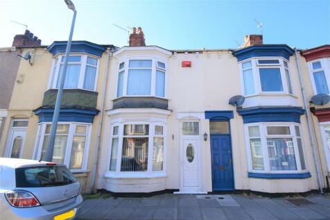 Kildare Street, Middlesbrough, TS1 4RF. 2 bedroom terraced house