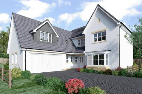 Off Murieston Road, Livingston,  EH54 9AZ. 5 bedroom detached house for sale