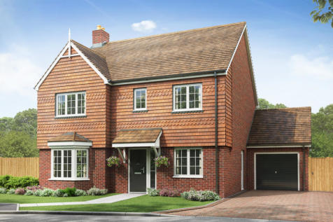 Barty Farm, Near Bearsted, Maidstone, ME14 4HN. 4 bedroom detached house for sale