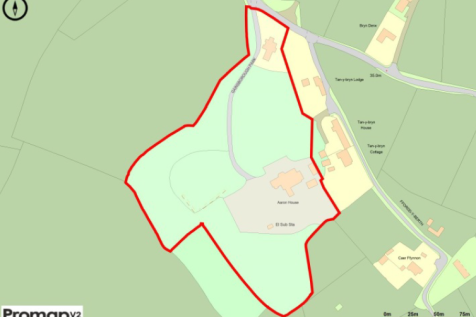 St George Road, Abergele, LL22. Land for sale