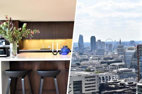 Principal Tower, Worship Street, London. 2 bedroom apartment for sale