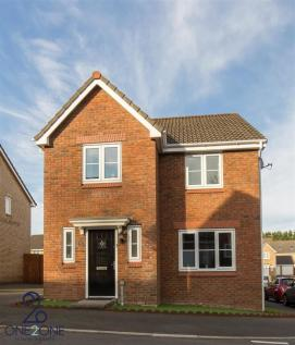 Grayson Way, Llantarnam, Cwmbran. 4 bedroom detached house