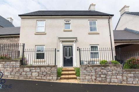 Ffordd Tir Brychiad, Pontrhydyrun, Cwmbran. 4 bedroom house