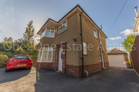 Newport Road, Llantarnam, Cwmbran. 3 bedroom detached house for sale