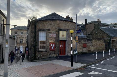 Former Salvation Army Hall and Residential Accommodation, 125 High Street, Kirkcaldy, KY1 1LW. Property for sale