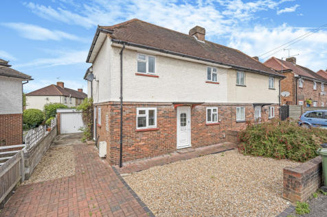 Northway, Guildford. 4 bedroom semi-detached house