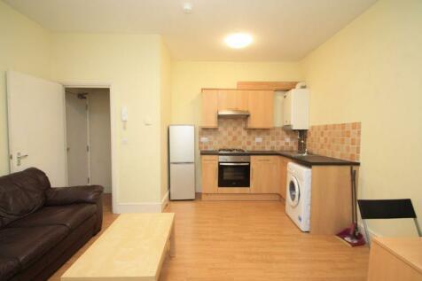 Richmond Road, Cardiff. 1 bedroom flat