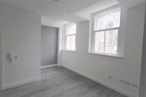 Mill Street, Derby. Studio flat