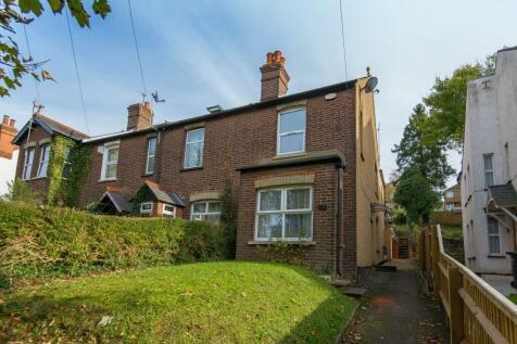 Hughenden Road, High Wycombe. 4 bedroom semi-detached house