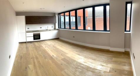 St. Peters House, Norwich, Norfolk, NR1. 1 bedroom apartment