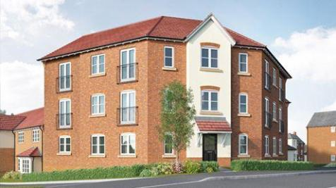 Tolkien Way, Telford, Shropshire, TF1. 2 bedroom apartment