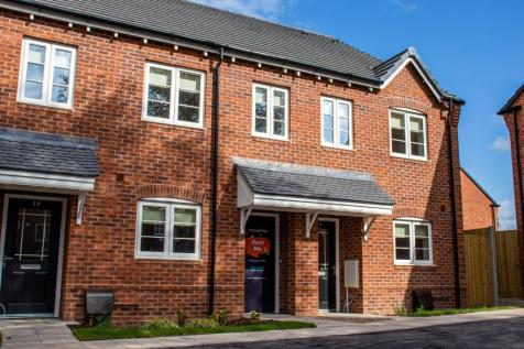 Orwell Crescent, Principle Point, Telford, Shropshire, TF1. 3 bedroom terraced house