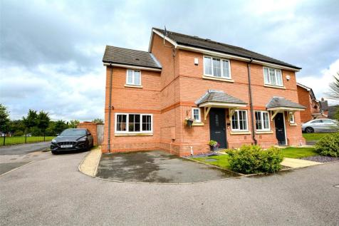 Boulder Close, Wilnecote, Tamworth, Staffordshire, B77. 3 bedroom semi-detached house