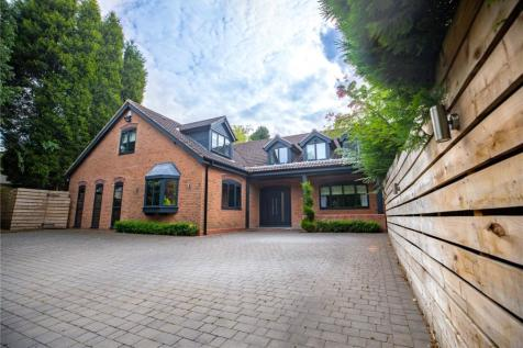 Highgate, Sutton Coldfield, B74. 5 bedroom detached house