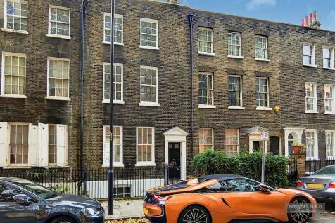 Cable Street, London, E1. 2 bedroom flat