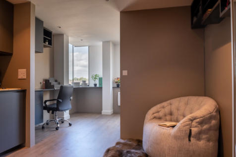 The Butts, Worcester, Worcestershire, WR1. Studio flat