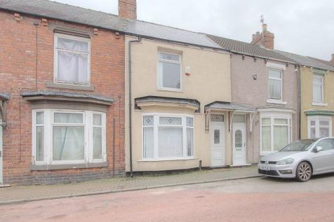Warwick Street, Middlesbrough. 2 bedroom house