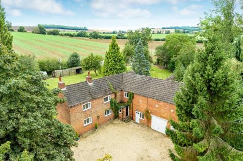 Mill House, Allexton, Belton in Rutland. 4 bedroom detached house for sale