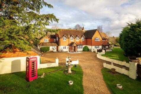 Sandford, Reading. 6 bedroom detached house for sale