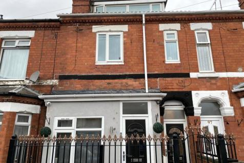 King Edward Road, Coventry, CV1. 6 bedroom terraced house for sale