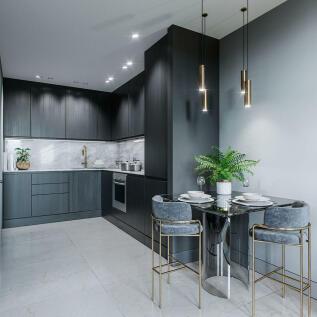 Leeds Street, Liverpool, Merseyside, L3. 1 bedroom apartment