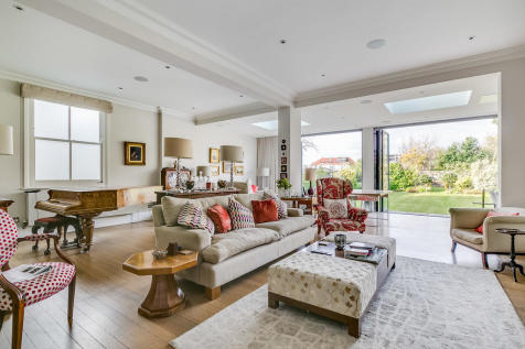 Woodfield Avenue, London SW16. 6 bedroom detached house for sale