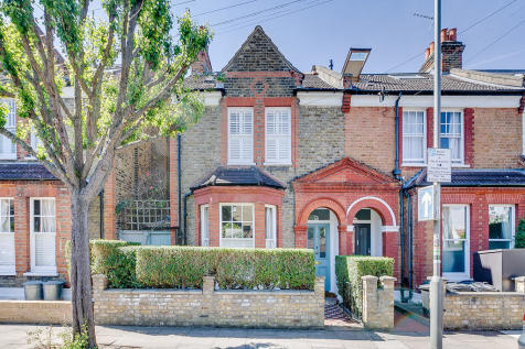 Cheriton Square, London SW17. 4 bedroom end of terrace house