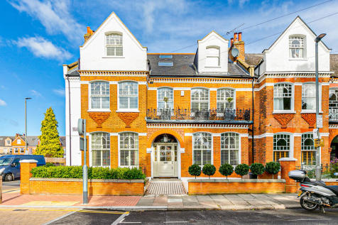 Hillbury Road, London SW17. 7 bedroom end of terrace house for sale